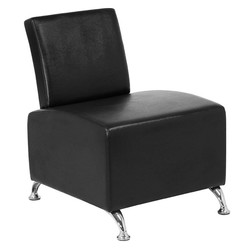 GABBIANO waiting room chairs 004 BLACK