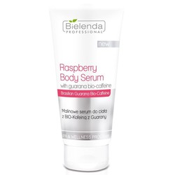 Bielenda Raspberry body serum with BIO-Caffeine Guarana 175ml