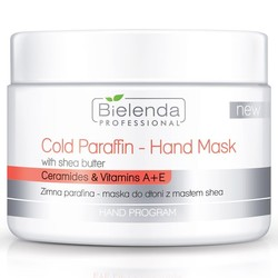 Bielenda Paraffin Cold - mask hands with shea butter 150g