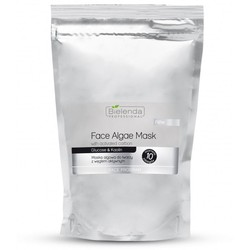 BIELENDA algae mask with active charcoal 520 g